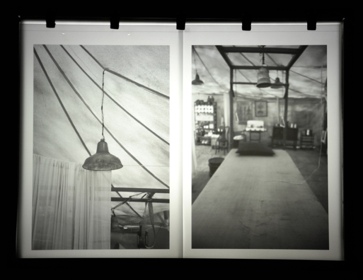 Upadhya Niyati,Bone setters (light boxes),Digital prints on gateway paper installed on gateway paper ,16.5 x 11.7 in,2012
